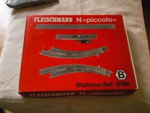 Set B Fleischmann N piccolo